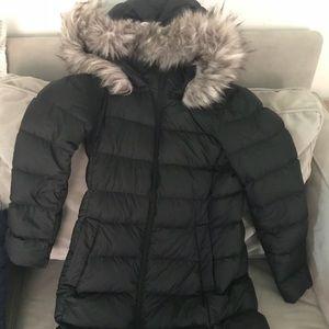 Puffer coat uniqlo